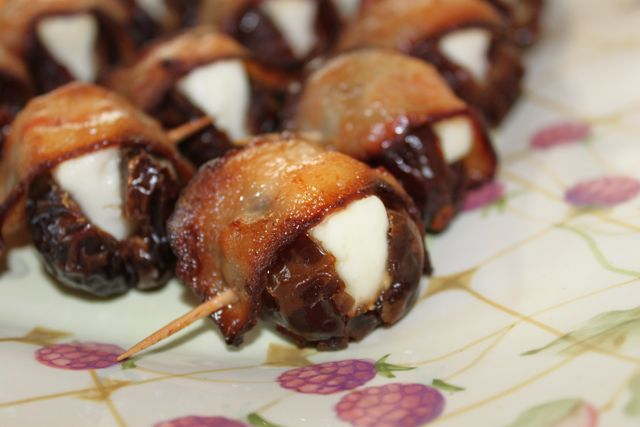 Devils On Horseback Recipe — Dishmaps